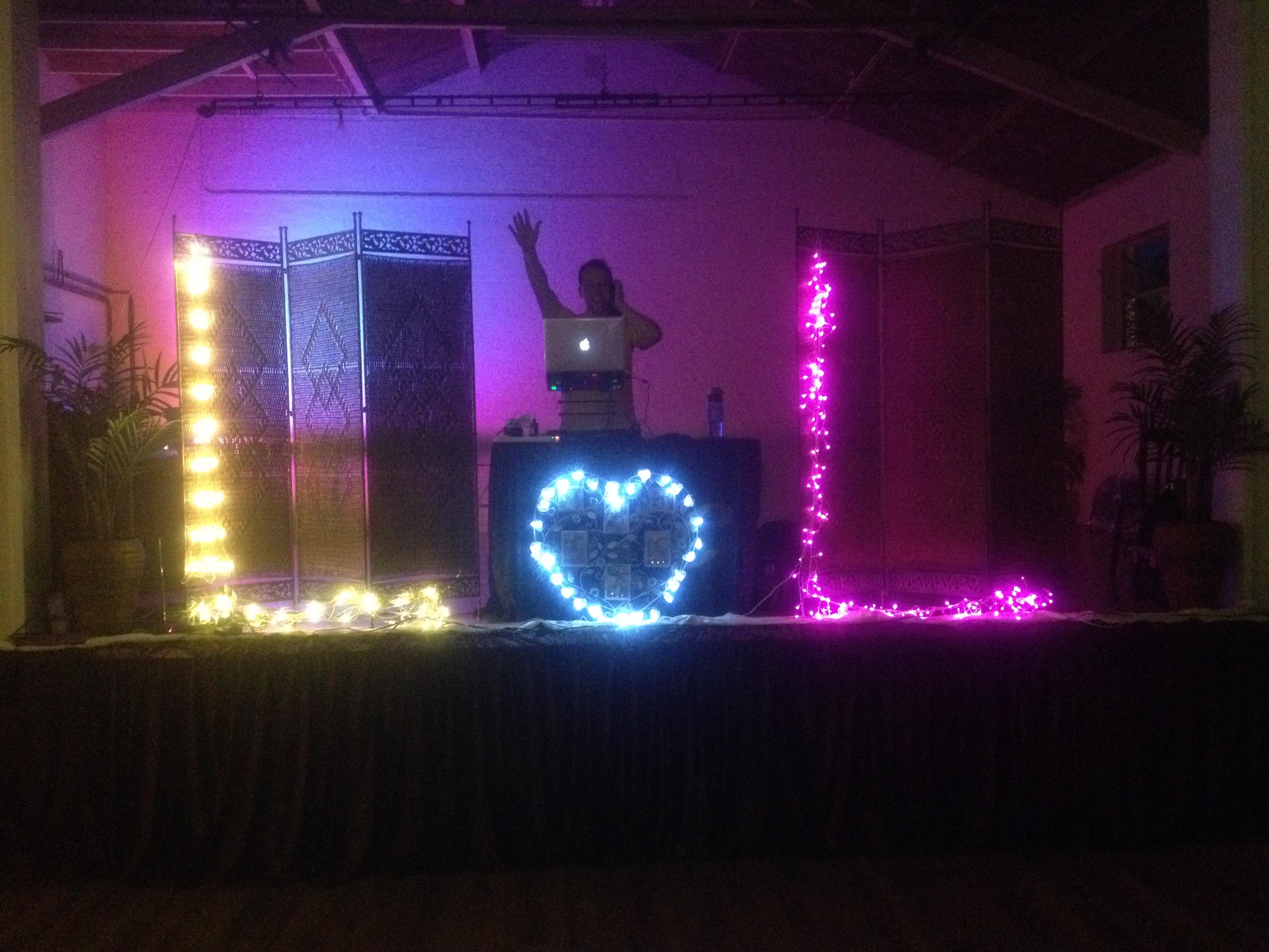 L1 L Party Lights