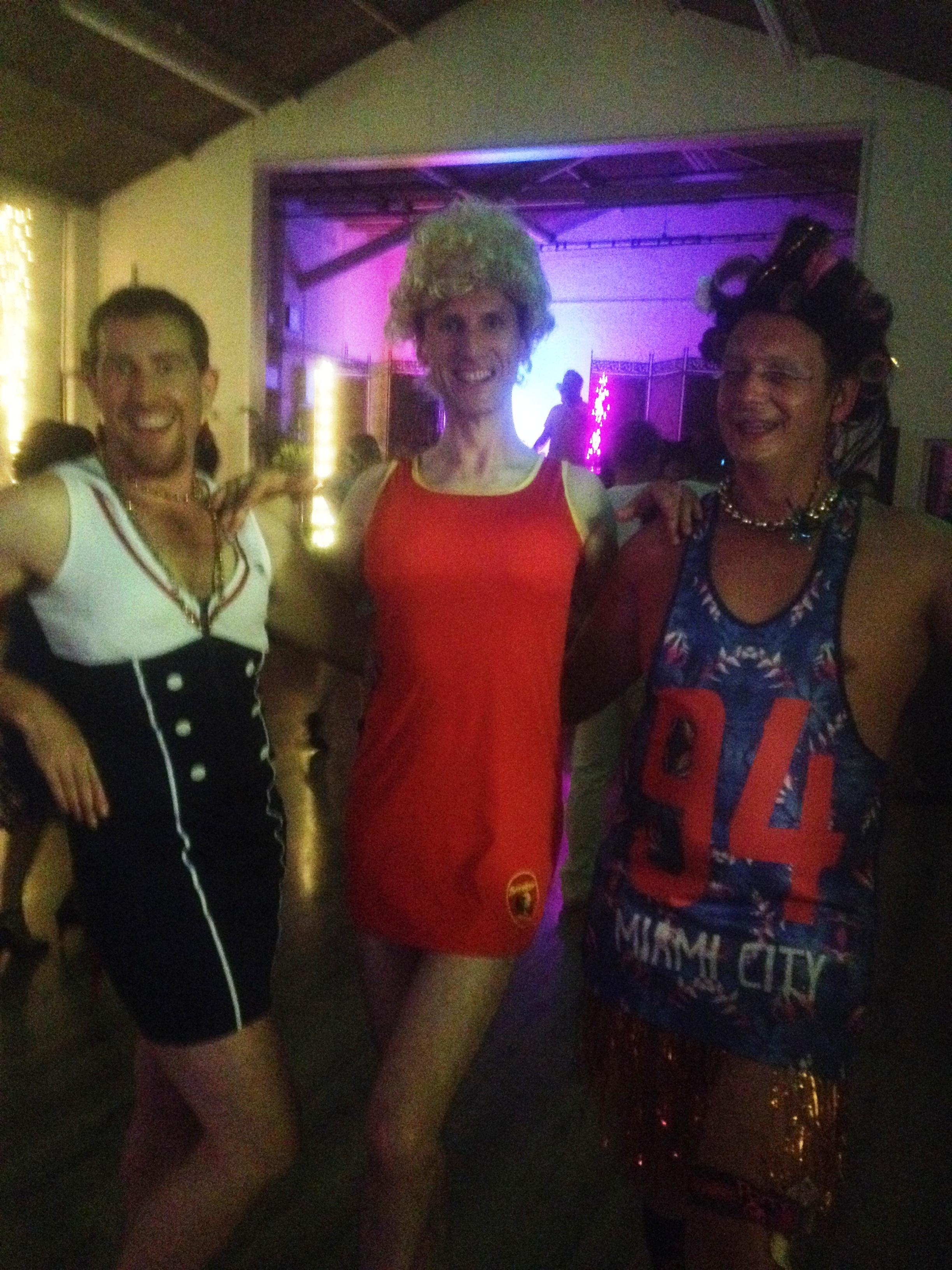 L7 LadyBoy, BayWatch, Lady Gaga