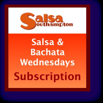 Salsa & Bachata Weds Subs