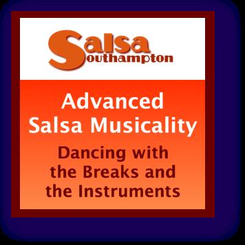 Advanced Salsa Musicality